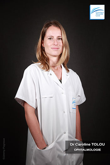 Dr Caroline TOLOU - Clinique Honoré Cave