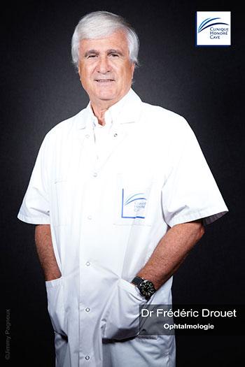 Dr Frédéric DROUET - Clinique Honoré Cave
