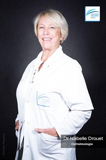 Dr Isabelle DROUET - Clinique Honoré Cave