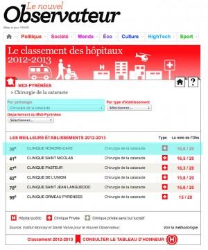 Le Nouvel Obs. - 2013 - CHC
