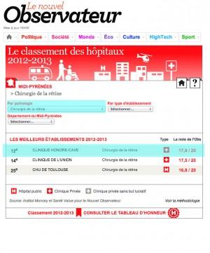 Le Nouvel Obs - 2013 - CHC